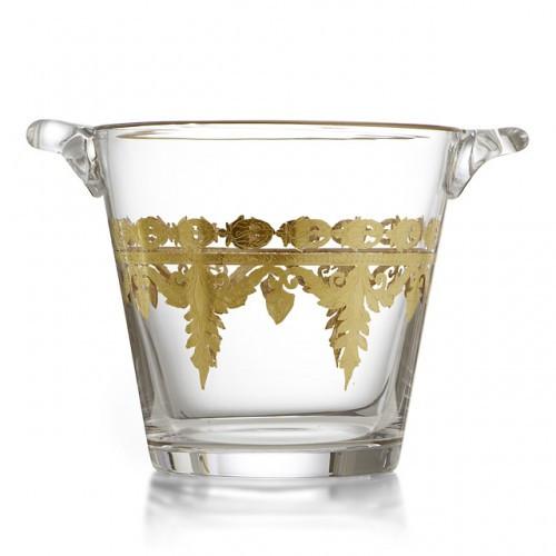 Vetro Gold Ice Bucket - Arte Italica