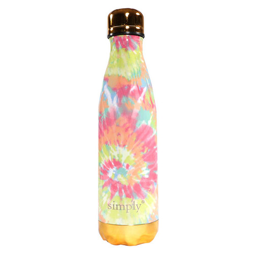 Tiedye Water Bottle by Simply Southern