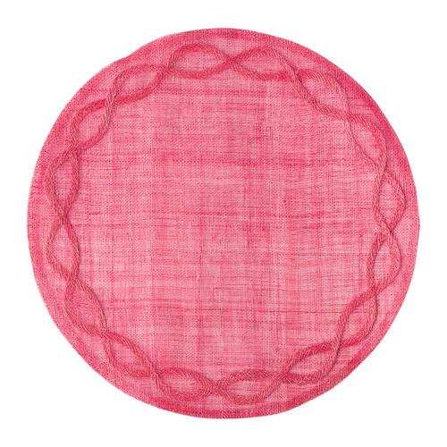 Tuileries Garden Pink Placemat by Juliska - Special Order
