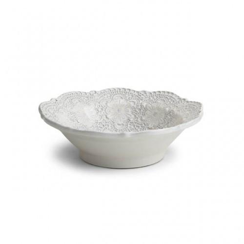 Merletto Antique Cereal Bowl - Arte Italica