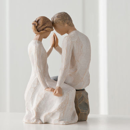 Around You Relationships Figurine by Willow Tree
