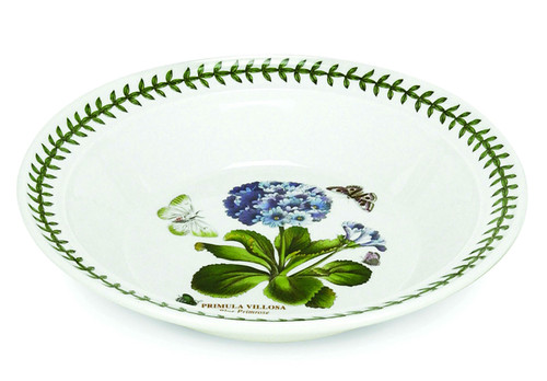 Botanic Garden Set of 6 Soup Plate/Bowls (Assorted Motifs) by Portmeirion - Special Order