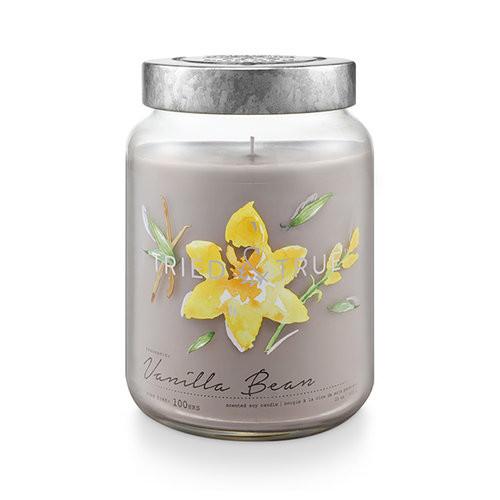 Vanilla Bean 22.2 oz. XL Jar Candle by Tried & True