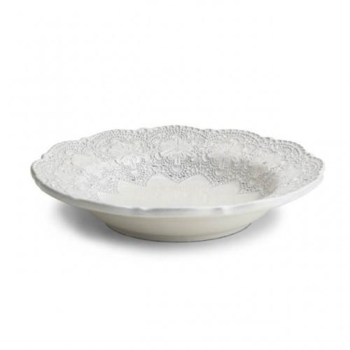 Merletto Antique Pasta/Soup Bowl - Arte Italica