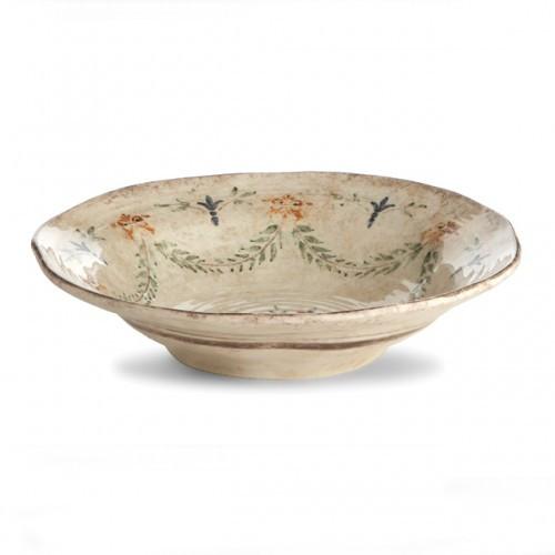 Medici Shallow Bowl - Arte Italica