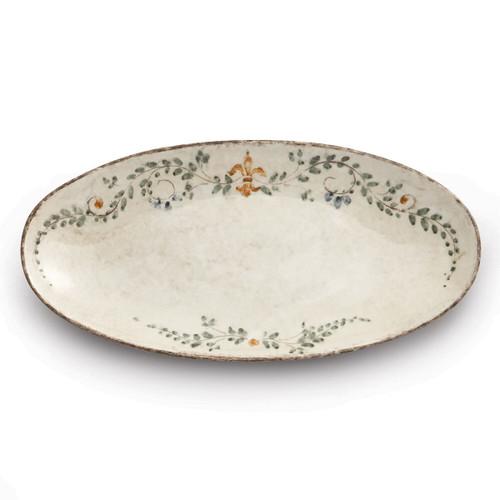 Medici Oval Platter - Arte Italica