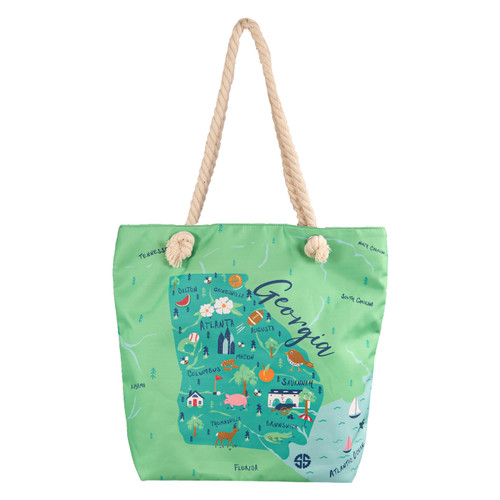 Georgia Tote by Simply Southern