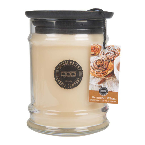 Remember When Small Jar Candle - Bridgewater