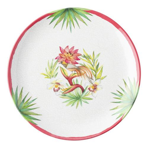 Flora & Fauna Dinner Plate by Juliska