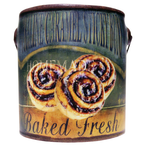 Praline Caramel Sticky Buns 20 oz. Farm Fresh Collection Candle by A Cheerful Giver