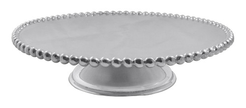 Pearled Cake Stand by Mariposa - Special Order