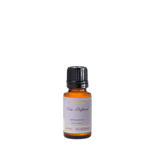 Viola Driftwood 0.5 oz. Refresher Oil by Aromatique
