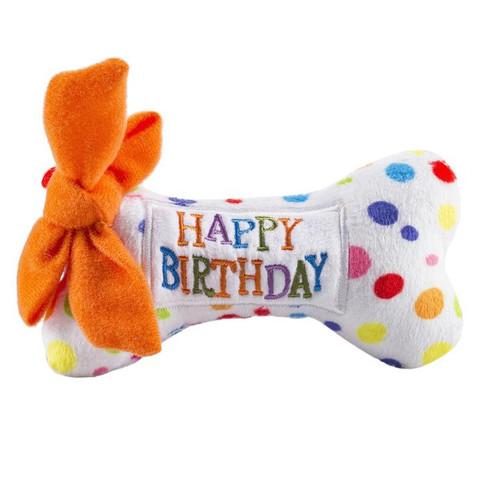 Small Birthday Bone by Haute Diggity Dog