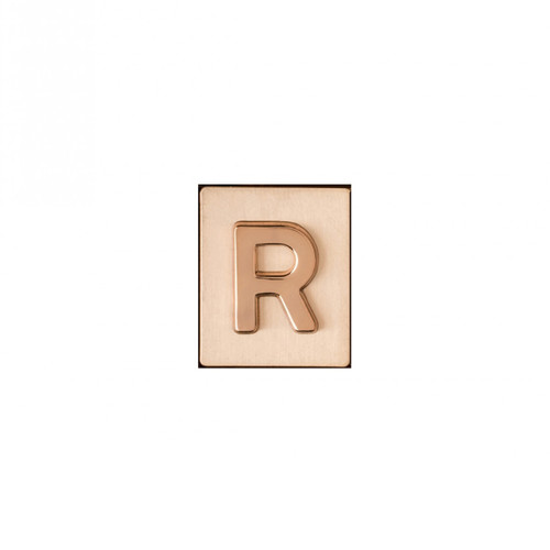 """""""R"""" AKA Monogram Letter & Icon Spacer by Spartina 449"""