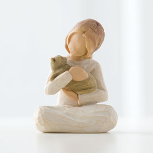 Kindness(girl) Expressions Figurine by Willow Tree