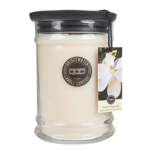 Sweet Magnolia Large Jar Candle - Bridgewater