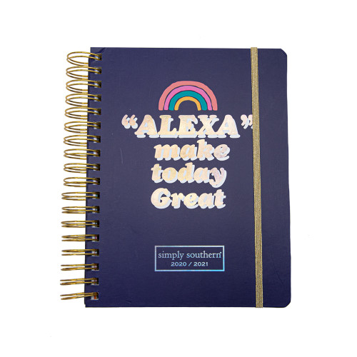 2020-2021 Alexa Planner by Simply Southern