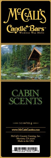 Cabin Scents McCall's Candle Bar
