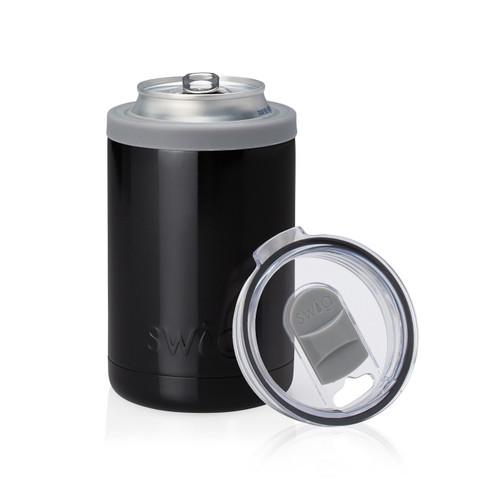 Swig 12 oz. Combo Cooler - Black