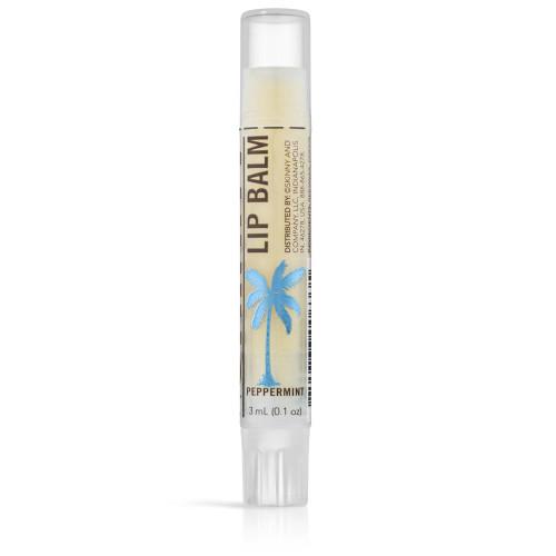 Peppermint Lip Balm Tube by Skinny & Co.