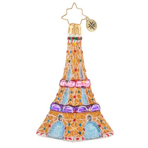 Paris Is Sweet Gem Little Gem by Christopher Radko