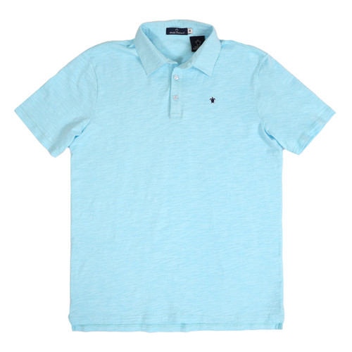 Medium Marine Jack Ocean Washed Polo by Simply Southern