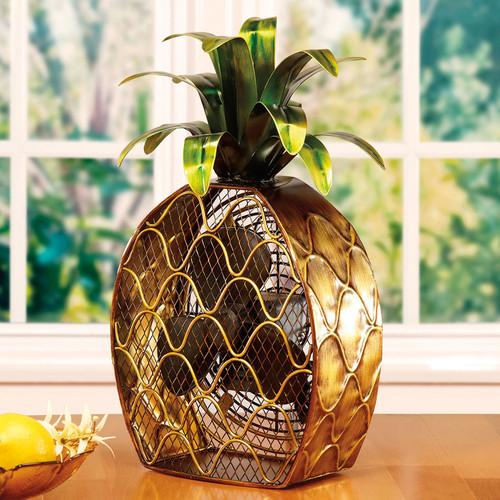 Figurine Fan - Pineapple