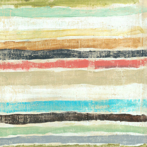 """24"""" x 24"""" Stripes Art Print by Sugarboo Designs - Special Order"""
