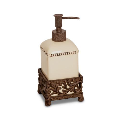 Single Soap Dispenser - Cream - GG Collection - Special Order