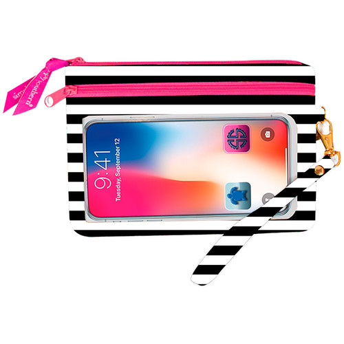 Lines Phone Wristlet by Simply Southern