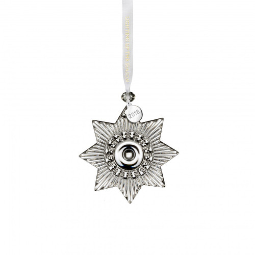 Mini Star Ornament by Waterford