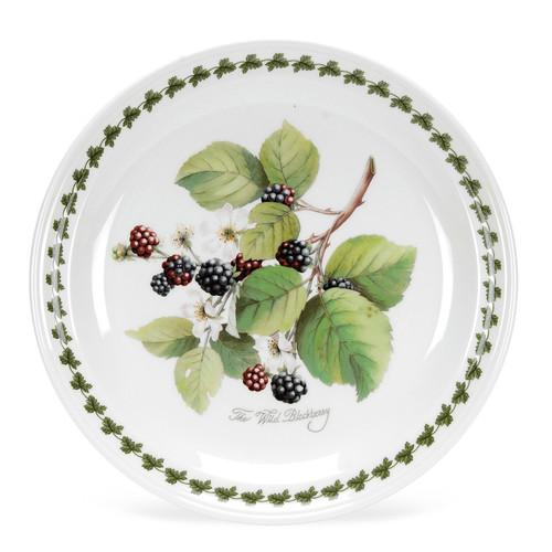 Pomona Set of 6 Dinner Plates (Assorted Motifs) by Portmeirion