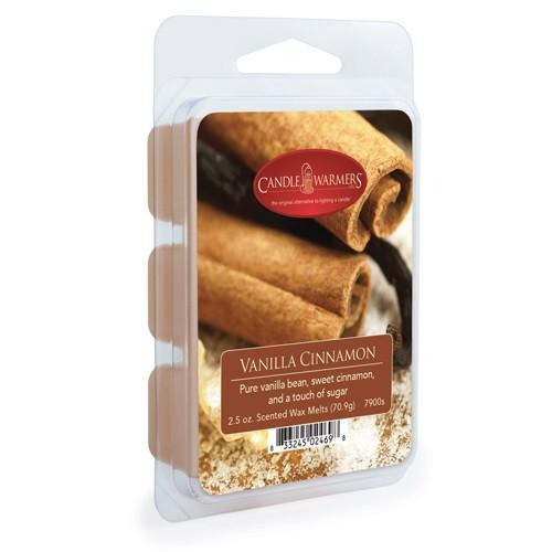 Vanilla Cinnamon Classic Wax Melt by Candle Warmers