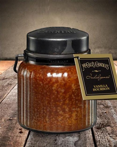 Vanilla Bourbon 18 oz. McCall's Indulgence Jar Candle