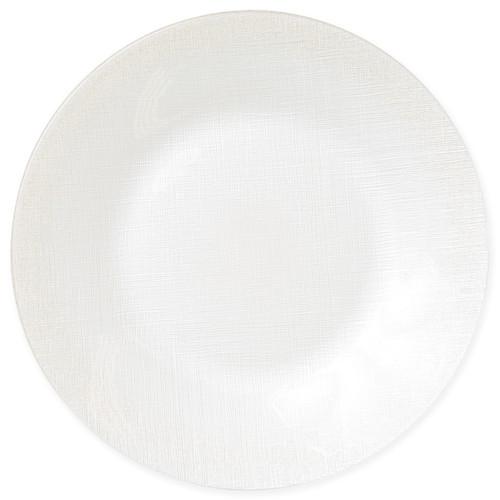 Vietri Glitter Glass Linen Service Plate/Charger