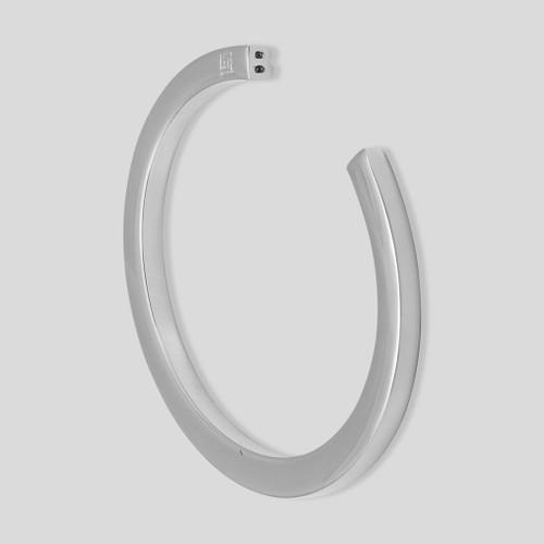 Stella Valle B Cuff Silver Bracelet