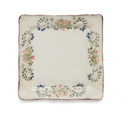 Medici Festivo Square Platter - Arte Italica 1