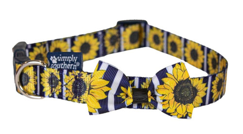 Small Sunflower Collar by Simply Southern