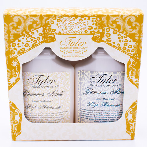 High Maintenance Glamorous Hands Gift Set by Tyler Candle Company