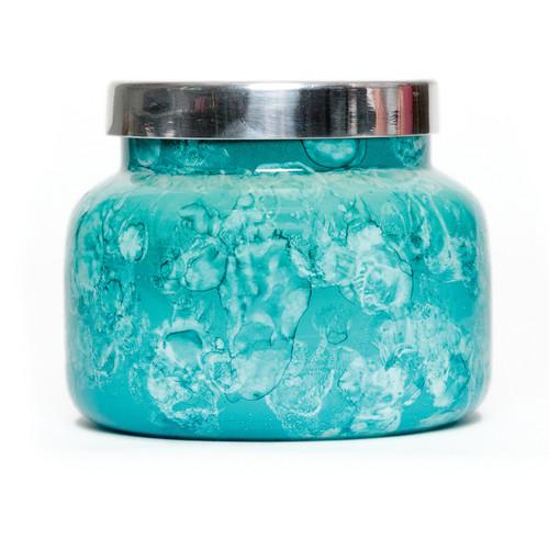 No. 6 Volcano 19 oz. Watercolor Jar Candle by Capri Blue