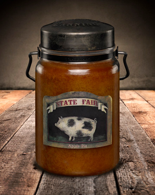 State Fair 26 oz. McCall's Classic Jar Candle