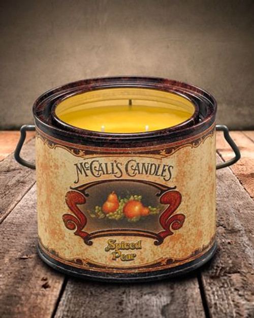 Spiced Pear22 oz. McCall's Vintage Candle