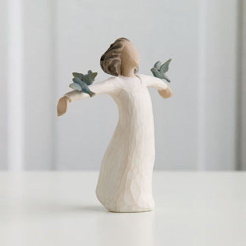 Happiness Expressions Figurine by Willow Tree