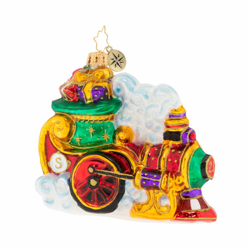 The Christmas Express! Ornament by Christopher Radko