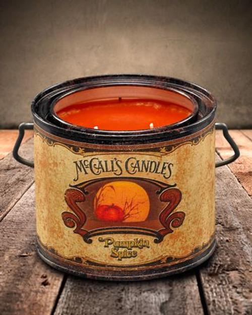 Pumpkin Spice 22 oz. McCall's Vintage Candle
