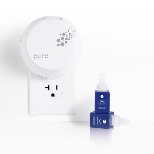No. 06 Volcano Pura Smart Home Diffuser Kit by Capri Blue