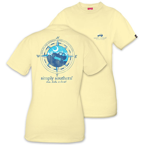 Large Live Like a Local Mountain Unisex Short Sleeve Tee by Simply Southern