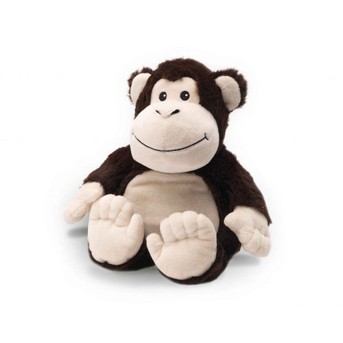 Warmies Heatable & Lavender Scented Monkey Stuffed Animal