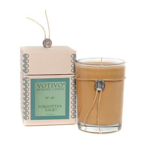 Forgotten Sage Aromatic Jar Votivo Candle
