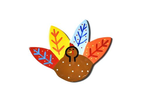 Turkey Big Attachment by Happy Everything!